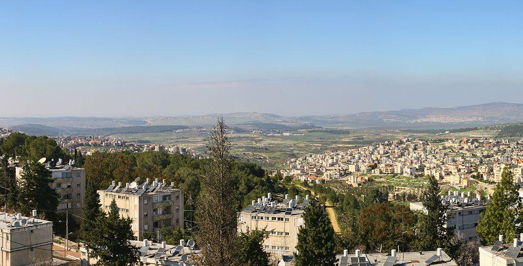 E passando anche per Nazareth