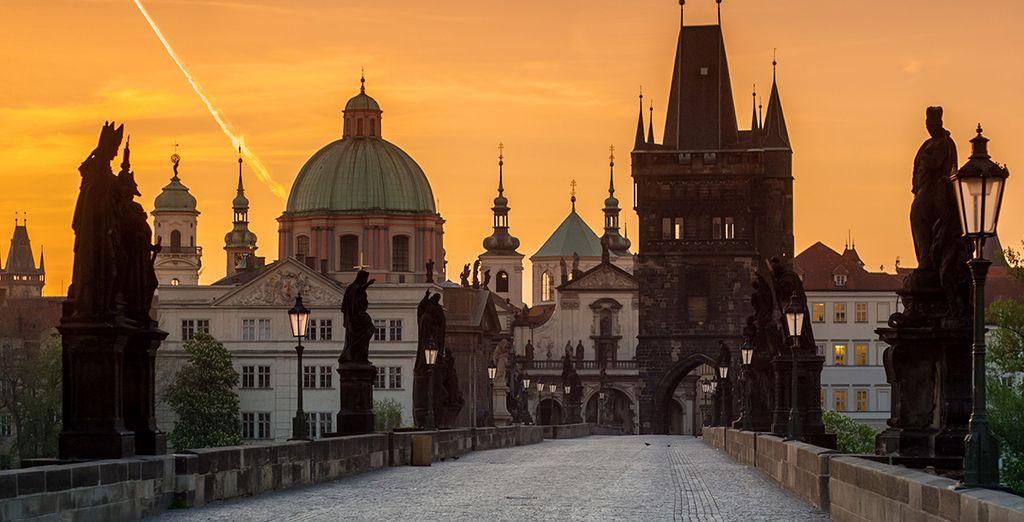 La sua atmosfera romantica e il suo stile gotico vi faranno innamorare