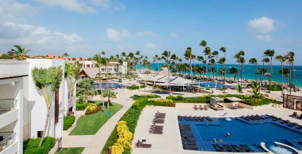 L'Hideaway at Royalton Punta Cana 5* è pronto ad aprirvi le sue porte