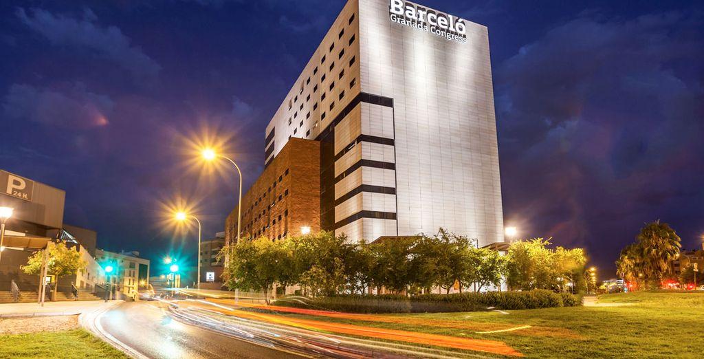 Un hotel dal fascino moderno