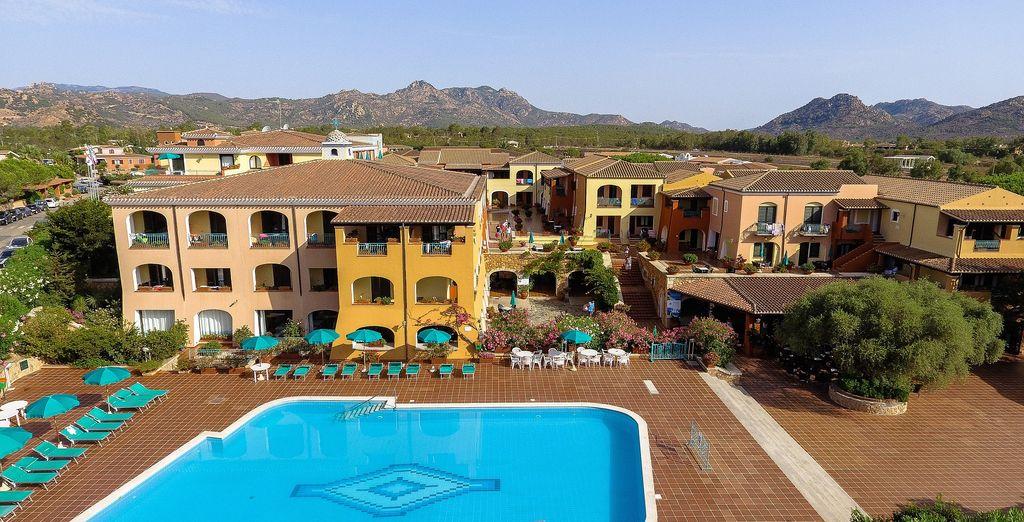 Il Club Hotel Torre Moresca 4* vi apre le sue porte