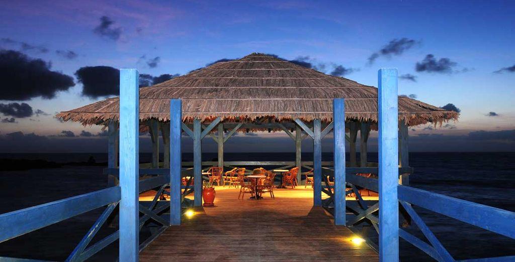 Il Marine Club Beach Resort è un'oasi di pace