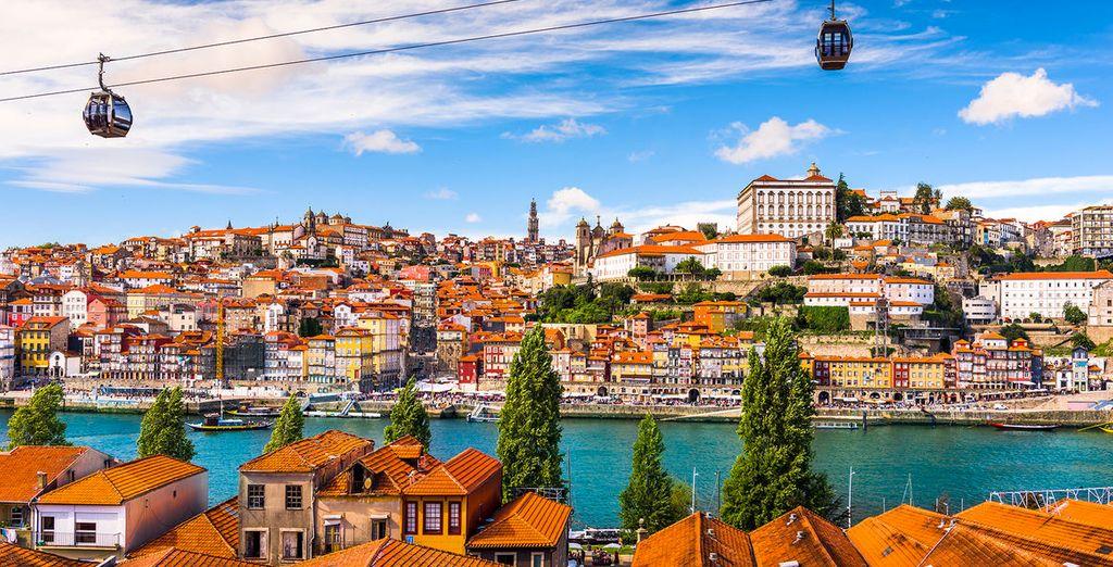 Non perdetevi questa occasione per vivere il Portogallo!