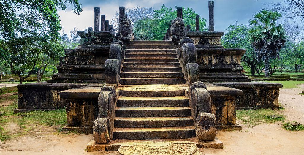 e Polonnaruwa