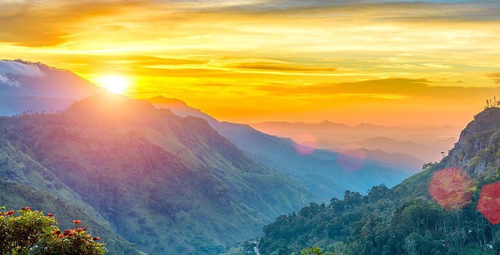 vivrete un piacevole soggiorno in Sri Lanka!