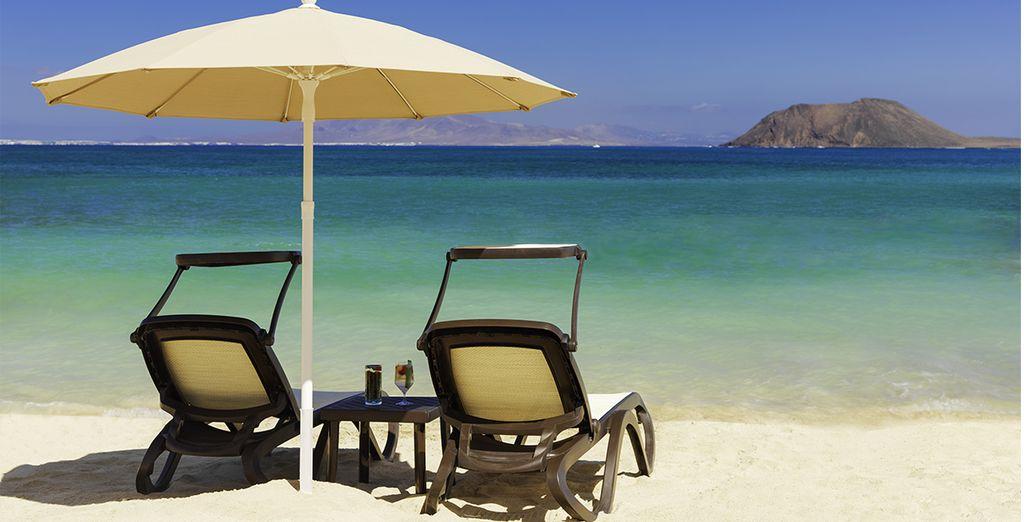 Benvenuti nel paradiso delle Canarie: Fuerteventura vi attende.