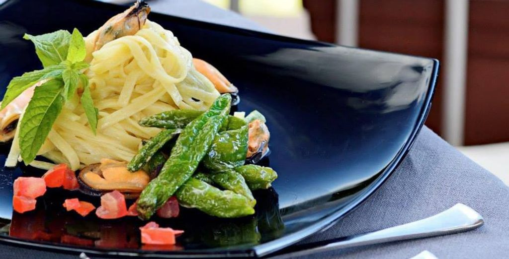 Regalatevi una cena gourmet con vista sul Golfo