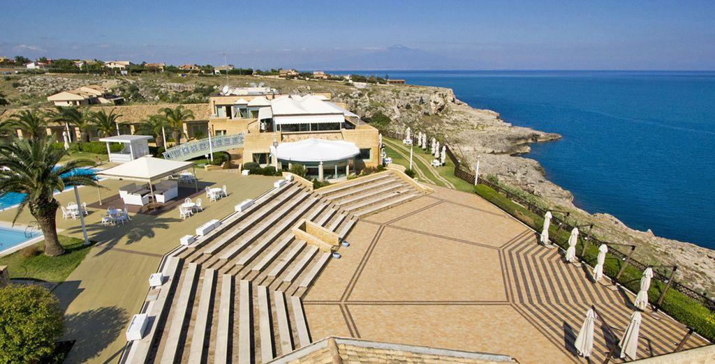 Per regalarvi un soggiorno di puro relax in Sicilia