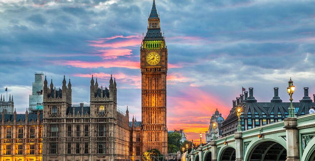 Londra vi lascerà a bocca aperta!