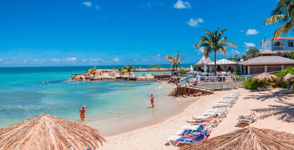 potrete scoprire le famose 365 spiagge dell'isola