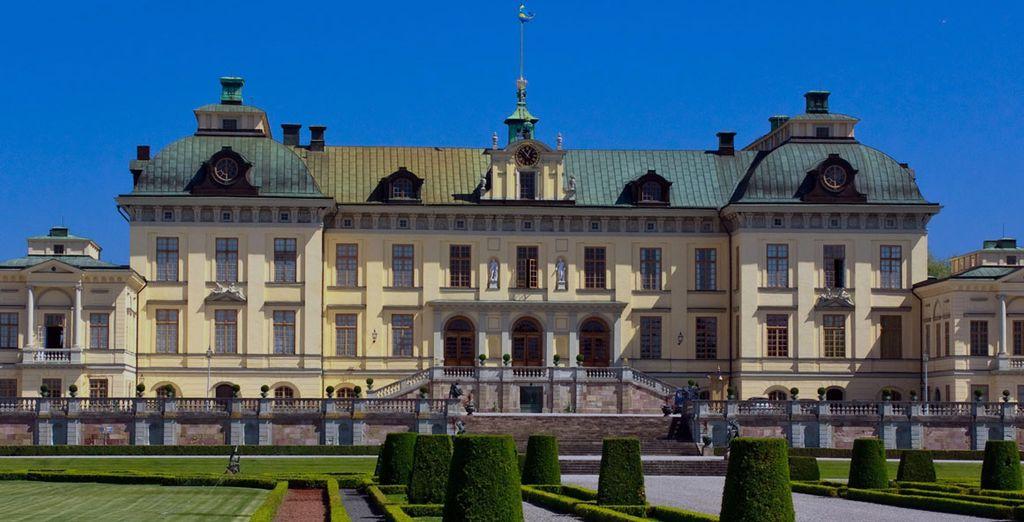 Drottningholm Palace, la residenza dei reali svedesi