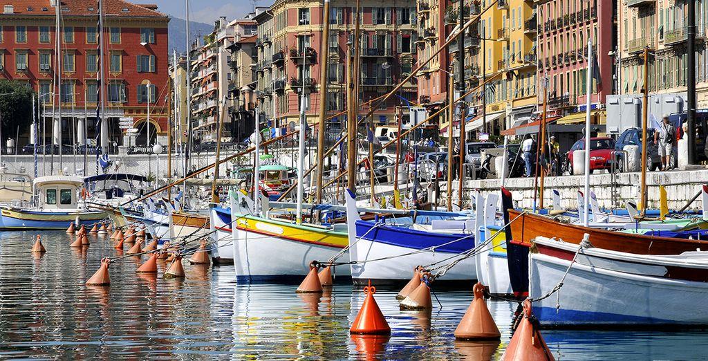 Scoprite il fascino di Nizza, città mondana famosa per la sua Promenade