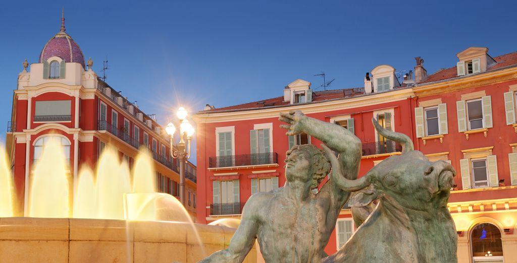 Il suo splendido centro storico