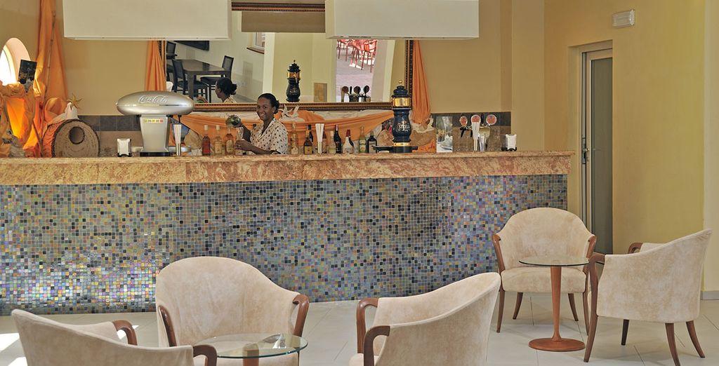 Assaporate ottimi cocktail presso il lobby bar