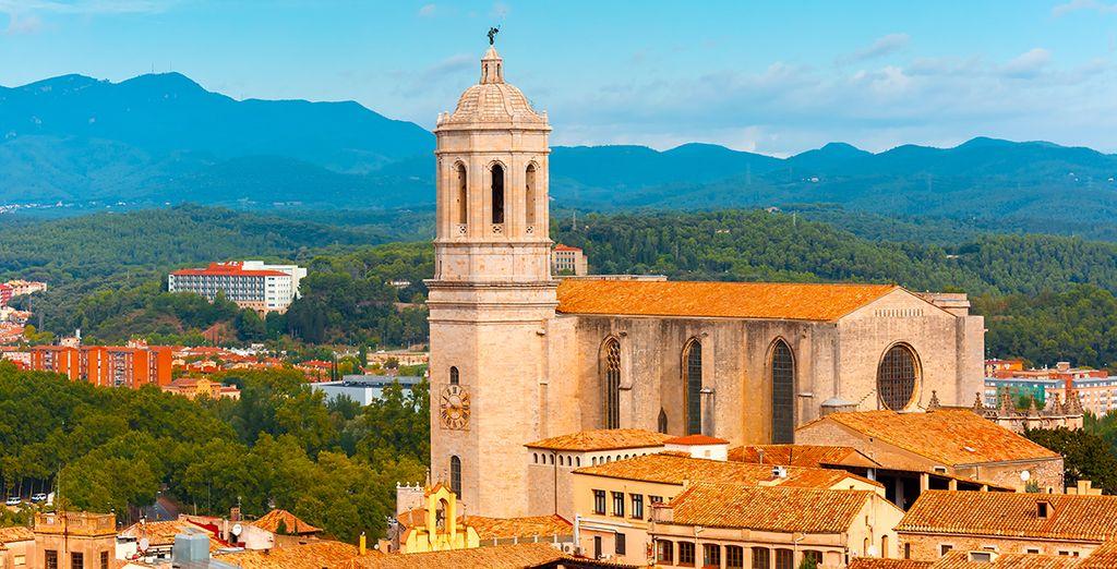 Vicinissimo all'affascinante città di Girona