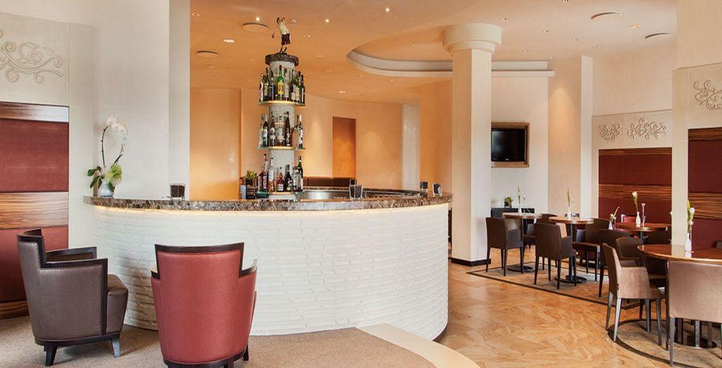 Potrete scegliere tra un'ampia offerta di cocktail speciali e particolari