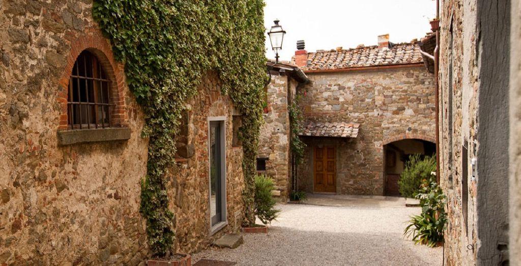 questa struttura vi farà innamorare della Toscana