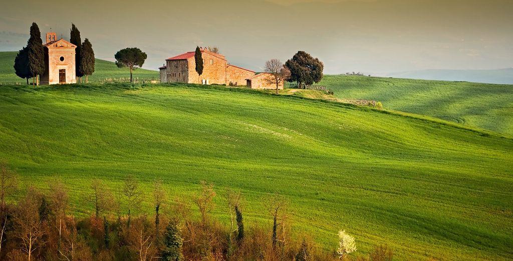 La Toscana vi sta aspettando