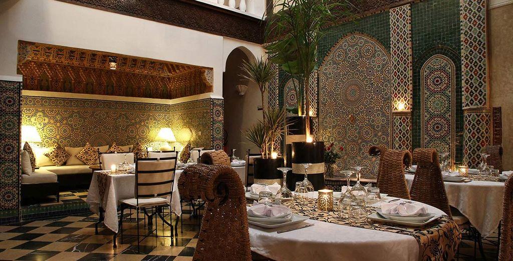 Gustate i piatti tipici marocchini