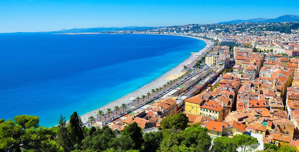 Scoprite Cannes e i suoi dintorni