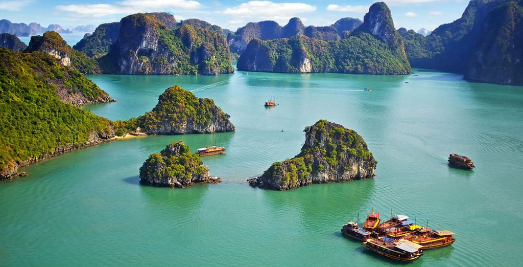 Private Tour Luxurious secret of Vietnam