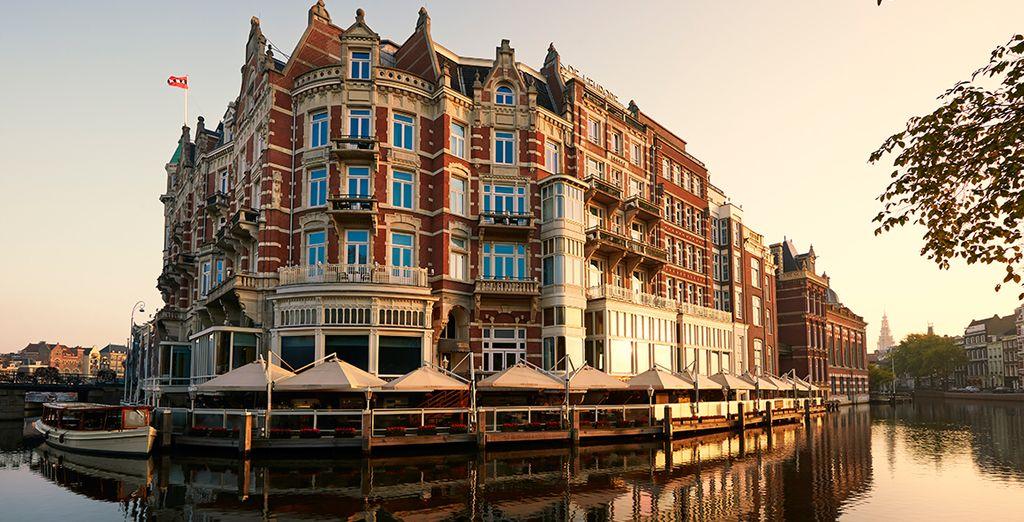 Hotel De L\'Europe Amsterdam 5* Grand Luxe Voyage Privé : fino a -70%