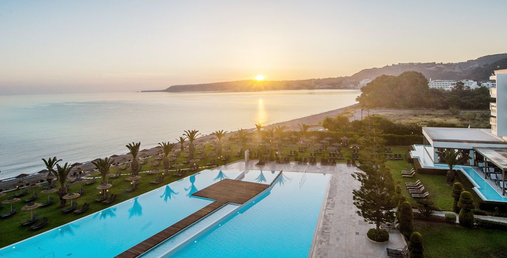 The Ixian All Suites by Sentido – Adults Only 5* Voyage Privé : fino ...