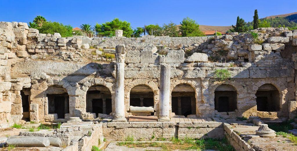 Siti storici in Grecia