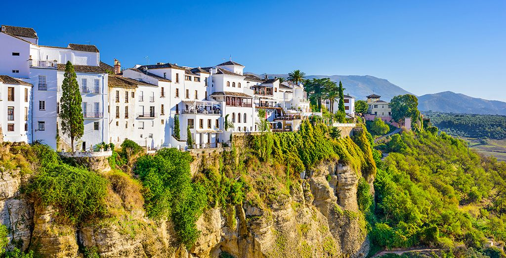 Autotour Andalusia con partenza da Malaga con possibilità di soggiorno mare
