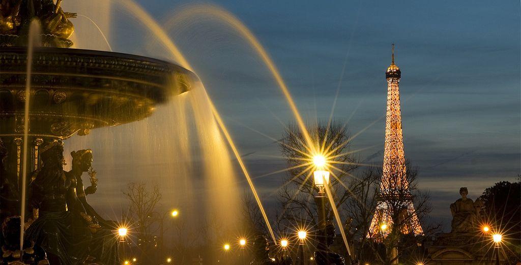Capodanno romantico a Parigi