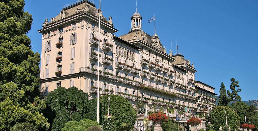 L'esclusivo Grand Hotel des Iles Borromees 5*L vi sta aspettando