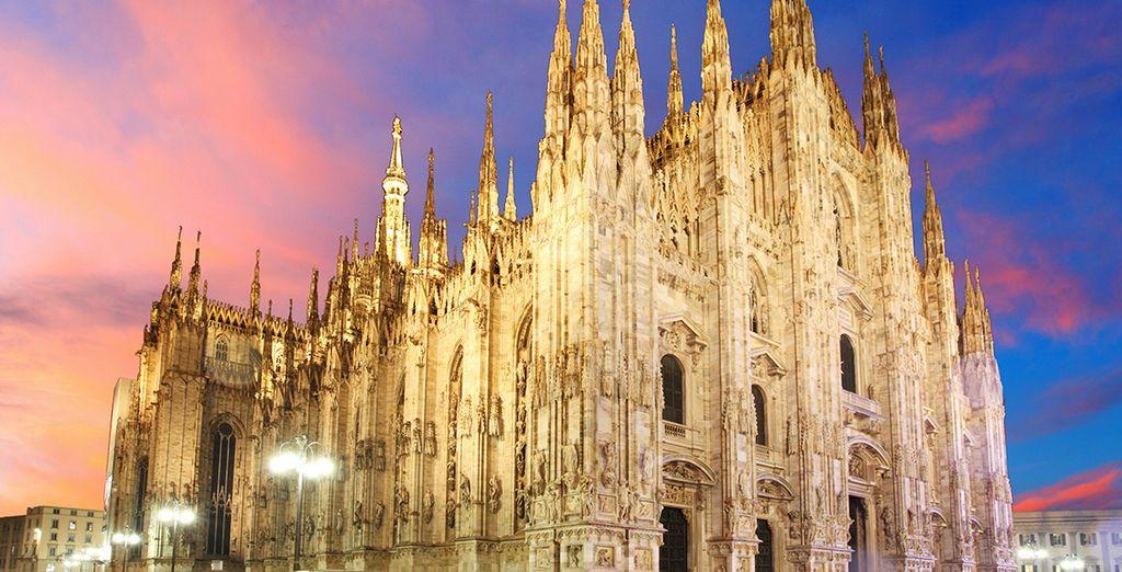 Il Duomo, simbolo di Milano