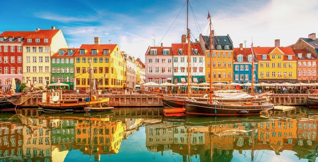 Partite alla scoperta di 2 perle della Scandinavia, prima tappa Copenaghen