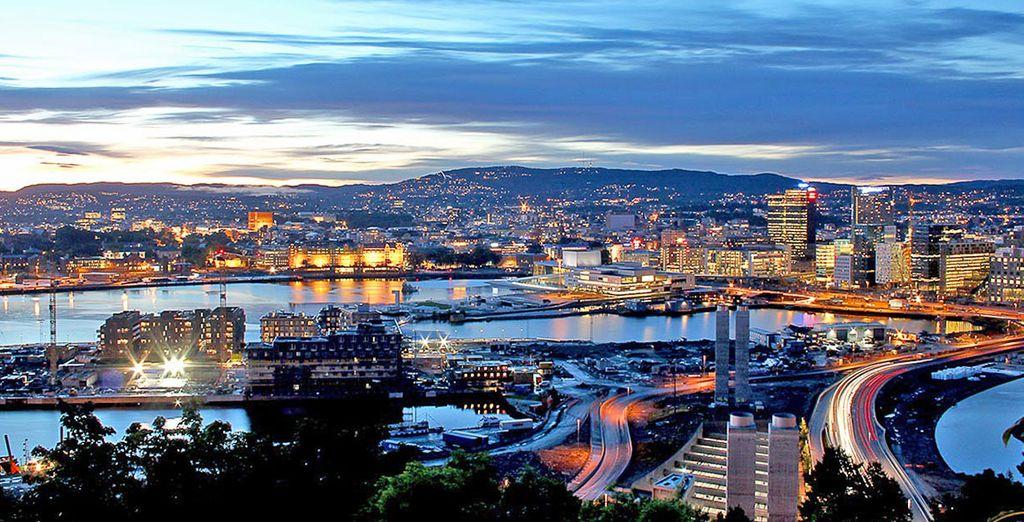 Vivace capitale norvegese