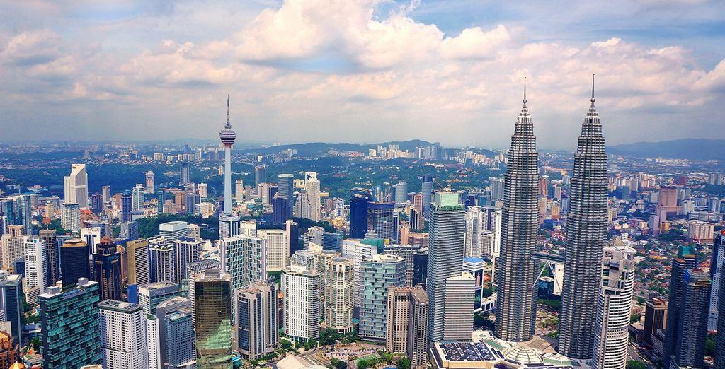 Visitate Kuala Lumpur, moderna capitale Asiatica
