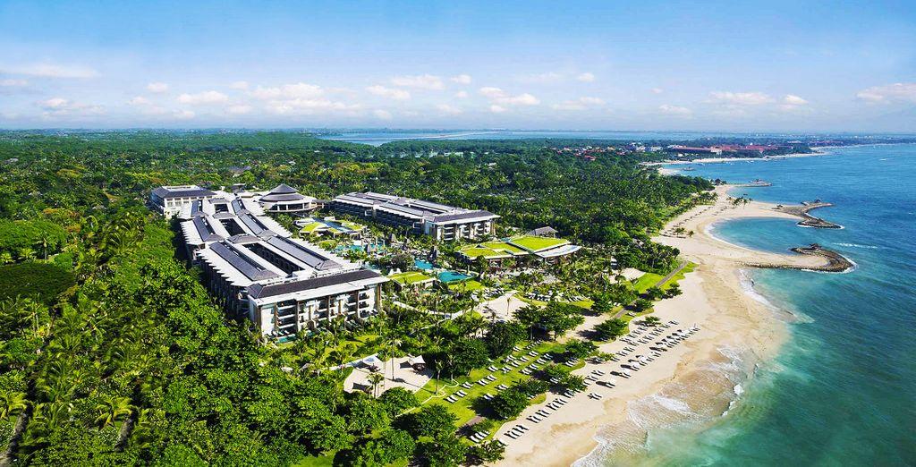 Dove il meraviglioso Sofitel Bali Nusa Dua Beach Resort 5* vi apre le sue porte
