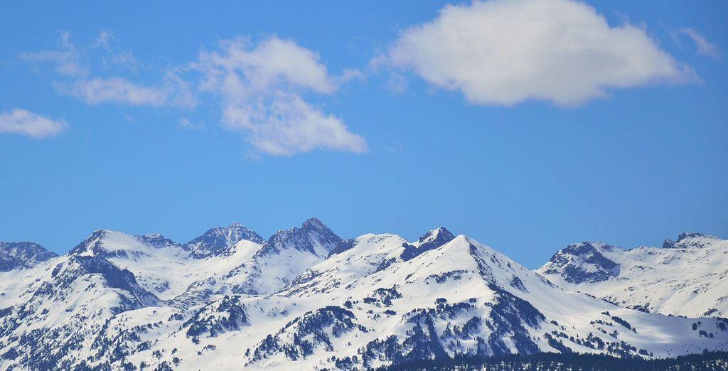 Venite a scoprire Andorra e i suoi panorami straordinari!