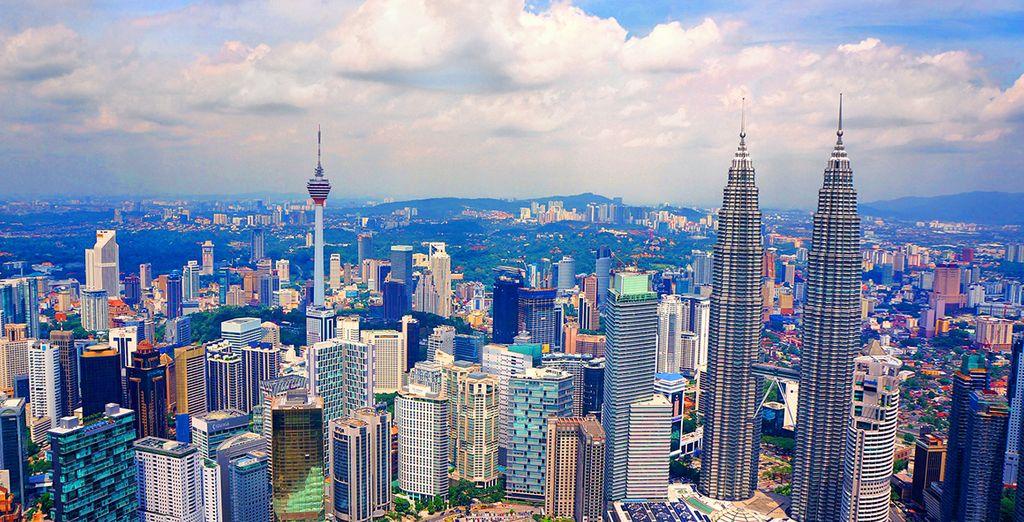 La visiterete Penang, città affascinante