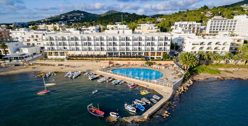Hotel Simbad - Ibiza - Fino a -70%   Voyage Privé