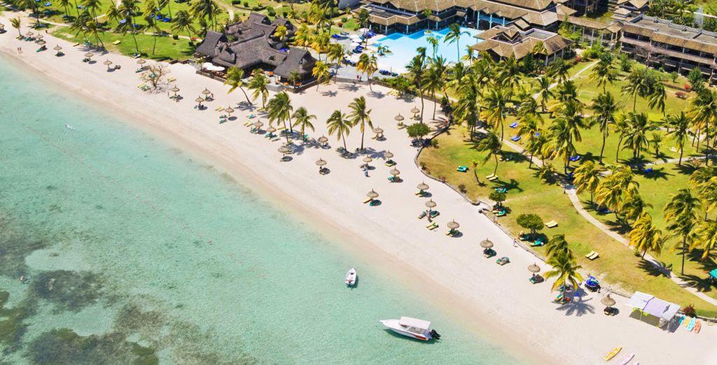Partite per Mauritius, un paradiso terrestre