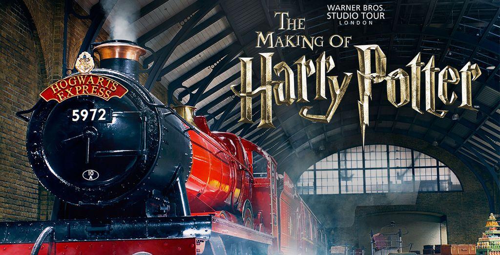 Holiday Inn Express London - Park Royal + Tour magico nel mondo di Harry Potter