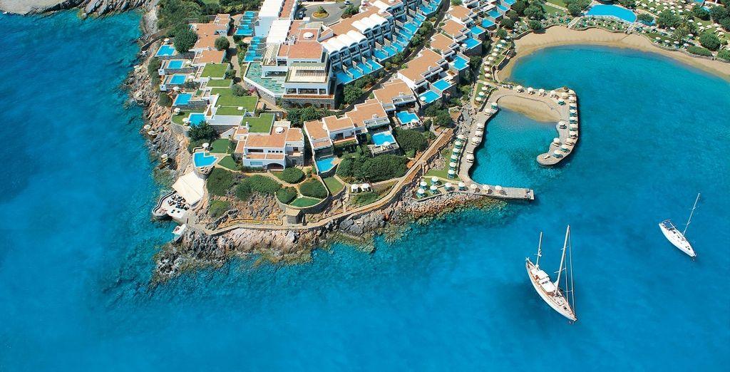 Per un soggiorno di mare e relax circondati dal blu