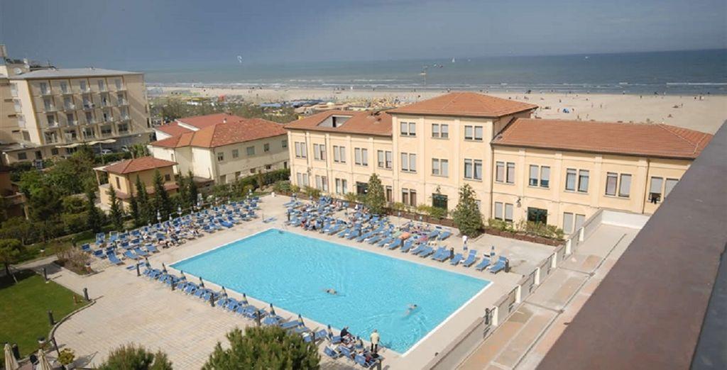 Club Hotel Dante Cervia 4*