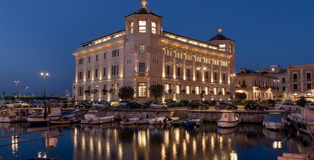 Ortea Palace Luxury Hotel 5* a Siracusa