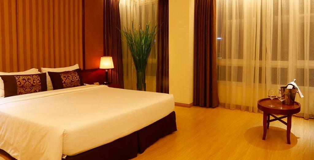 Il Paragon Saigon Hotel 4* a Ho Chi Minh