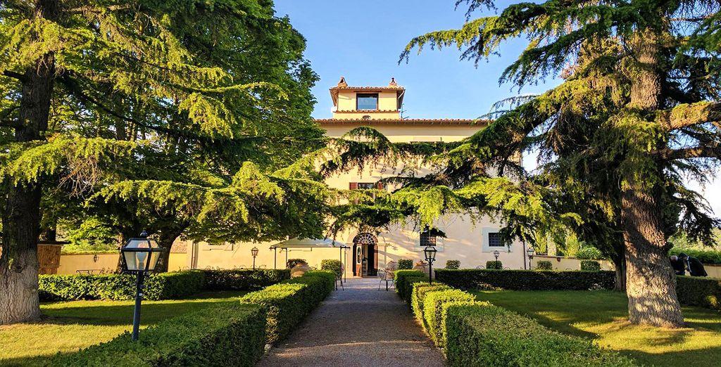 Benvenuti in Umbria al meraviglioso Relais Villa Monte Solare Wellness & Beauty