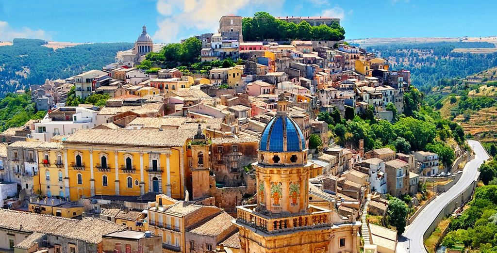 Partite per Ragusa e scegliete il soggiorno in un palazzo storico