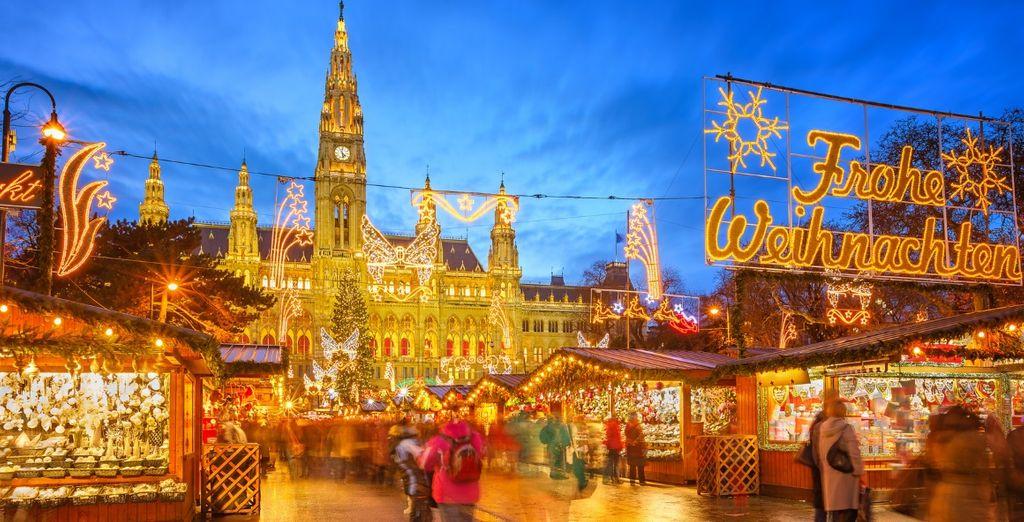 che sotto Natale diventa ancora più magica