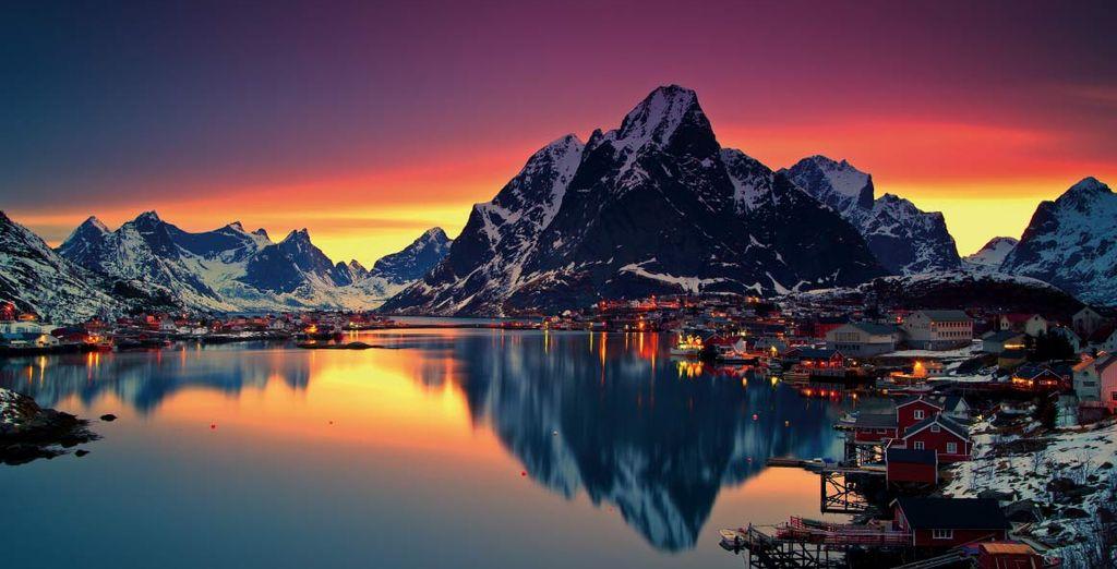 Scoprite la bellezza dell'Arcipelago delle Isole Lofoten