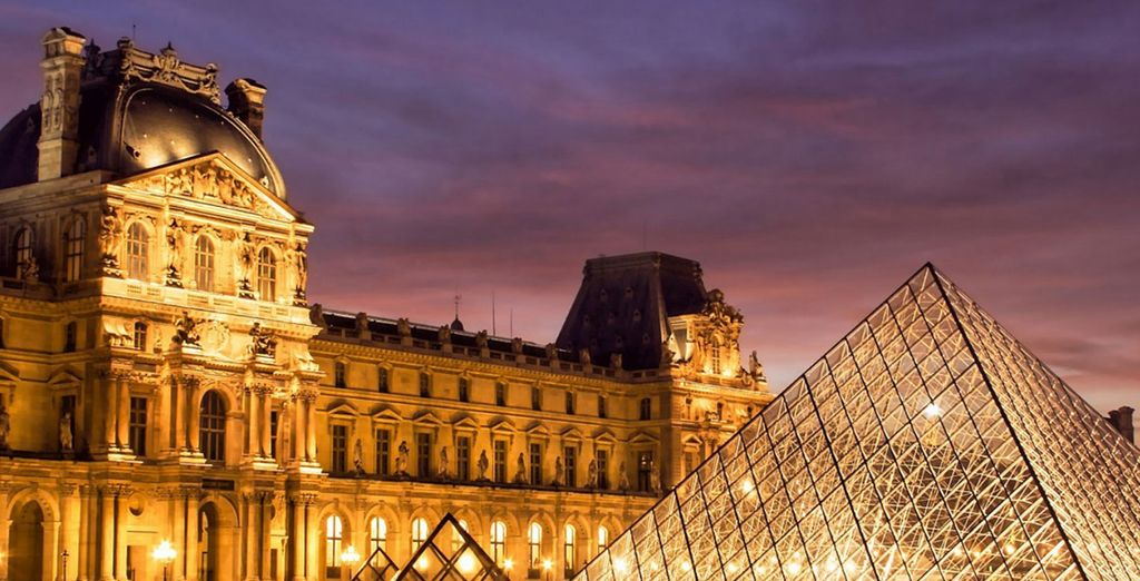 oppure musei dal prestigio internazionale come il Louvre